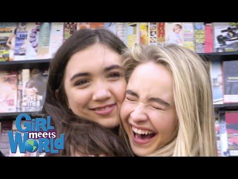 Season 3 Theme Song  Girl Meets World  Disney Channel