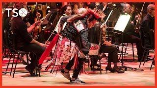 Eliot Britton: Adizokan / Gary Kulesha · Toronto Symphony Orchestra & Red Sky Performance