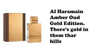 Al Haramain Amber Oud Gold Edition Review