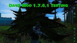 Arma 2: DayZ Mod 1.7.6.1 Testing PVE
