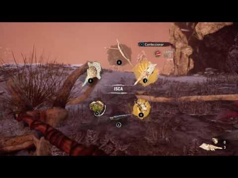 Far Cry PRIMAL-CAÇANDO O GRANDE URSO CICATRIZ