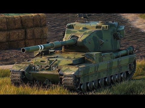 World of Tanks FV215b (183) - 4 Kills 11,9K Damage thumbnail
