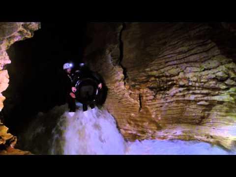 Black Water Rafting, Labyrinth tour