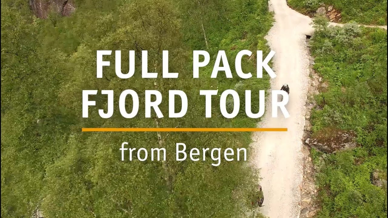 Thumbnail: Full pack fjord tour from Bergen (with Norway Active)