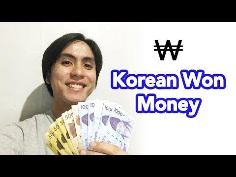 Korean Won Money - Czarina Money Exchange