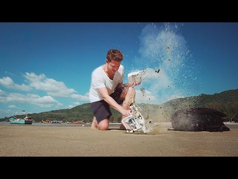 Michael Learns to Fly the Phantom 3 – Day 1: Setup & Crash