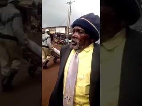Being a kikuyu is same as being funny free comedy funniest old kikuyu man
