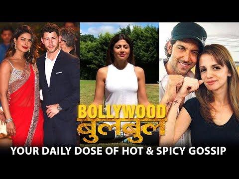 Bollywood Bulbul -  Priyanka Nick Party, Hrithik Suzanne, Shilpa Shetty Yoga, Sonam Kapoor, Mogali thumbnail