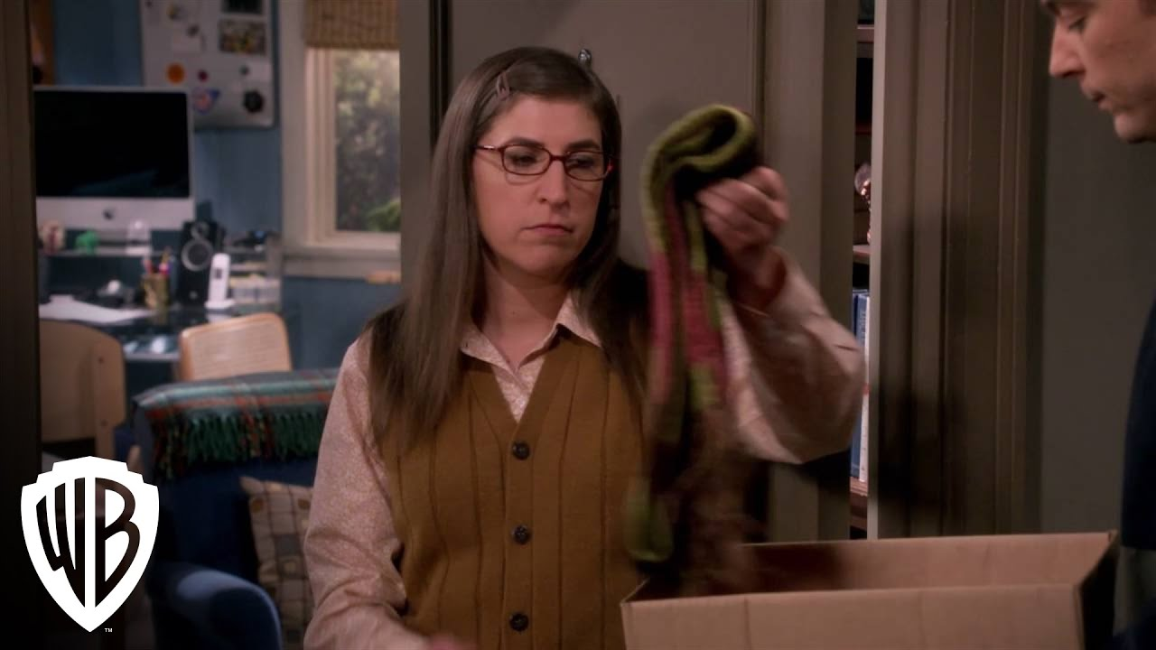 The Big Bang Theory   Season 9 –  What Are You Doing Here   Warner Bros. Entertainment