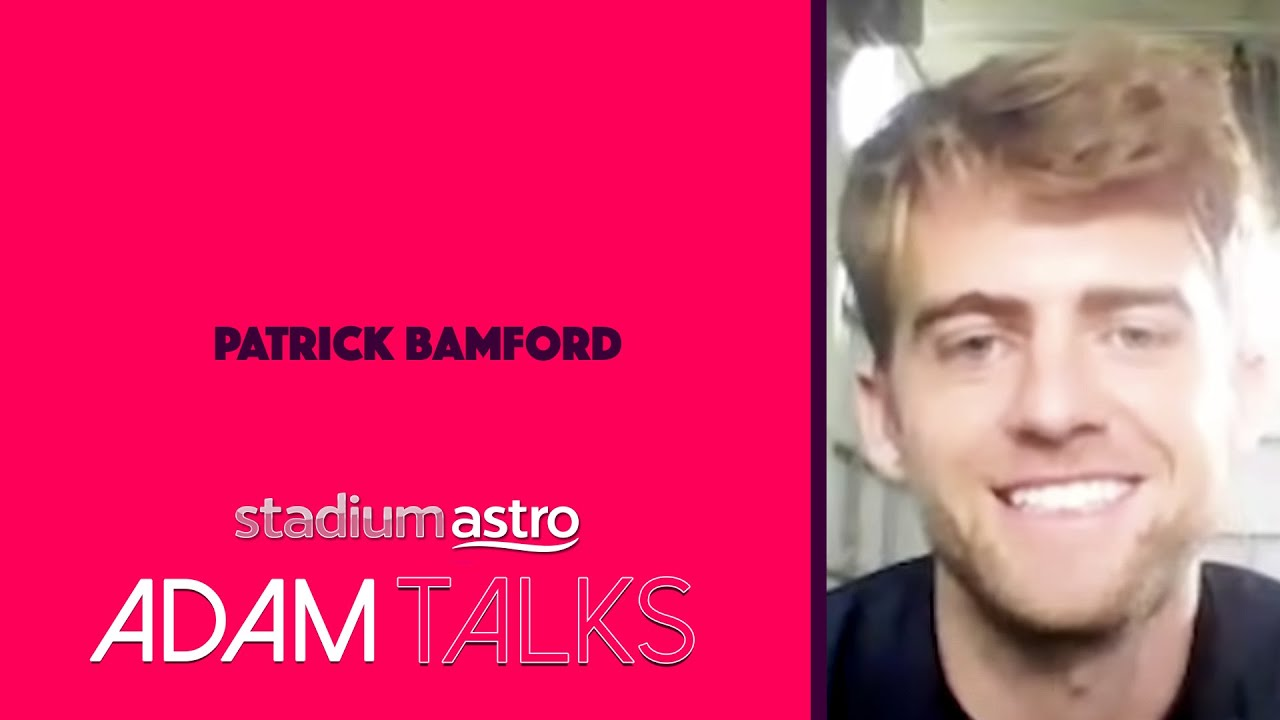 EXCLUSIVE: Patrick Bamford reveals why Marcelo Bielsa chooses not to speak in English   Adam Talks
