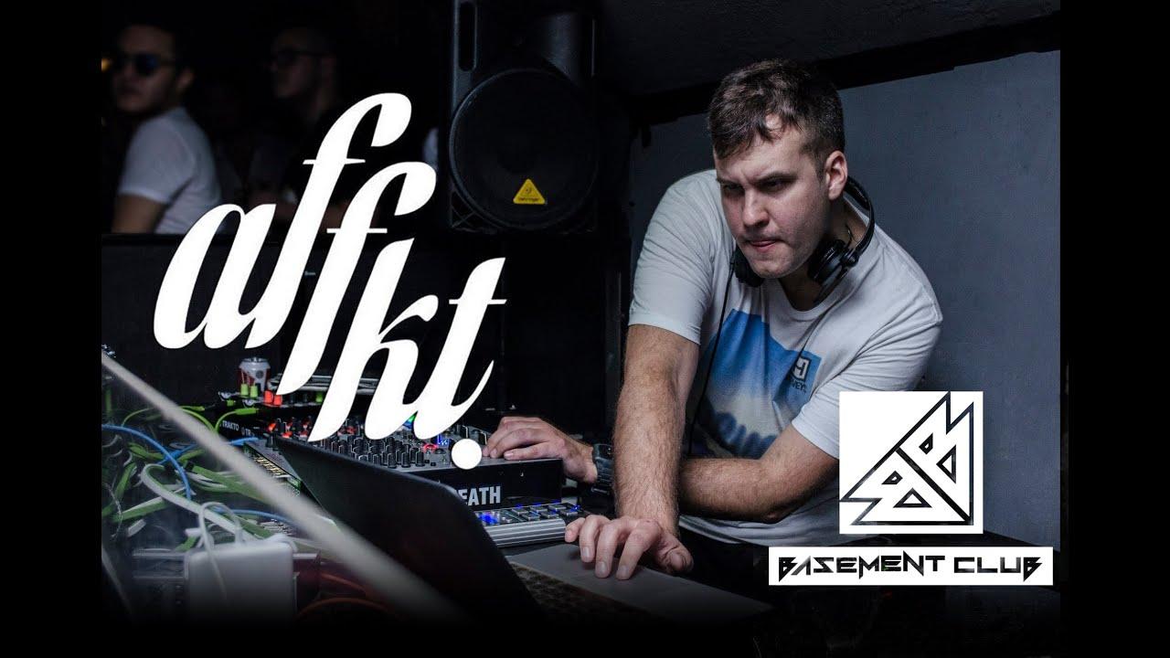 Download AFFKT [FullSet] @ Basement Club, Cordoba, Argentina (24.06.2015) [HQ Audio]