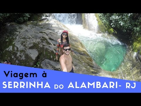 Serrinha do Alambari - RJ