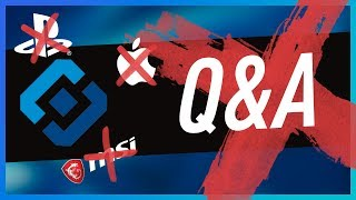 Q&A - Роскомнадзор, MSI, Playstation