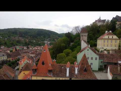 Sighisoara's clock tower