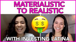 Going From Materialistic to Realistic with Jully from @Investing Latina | MIND YOUR MONEY PODCAST