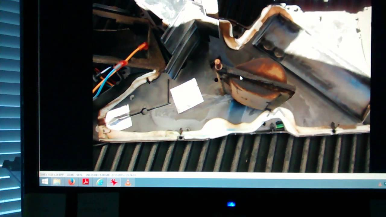 1998 dodge dakota heater core repair replacement hvac box removal [ 1280 x 720 Pixel ]