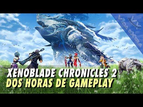 Xenoblade Chronicles 2 - Dos horas de gameplay