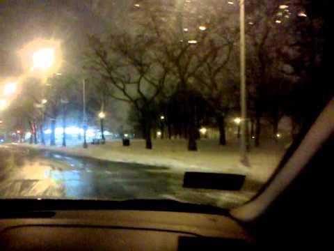 Winter in Chicago-Washington Park