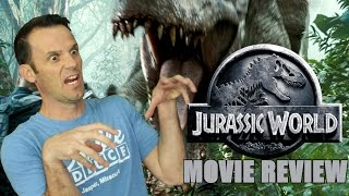 Jurassic World Movie Review (Spoilers At End)