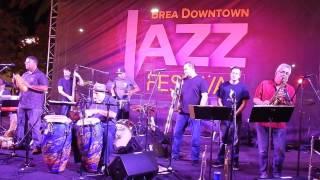 Poncho Sanchez - Brea Downtown Jazz Festival - September 18, 2015