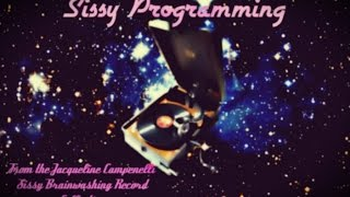 Repeat youtube video Full Sissy Programming Record Part 1 Hypnosis Feminization Guilt Free Life Isochronic Binaural