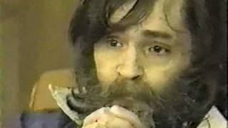 Charles Manson | Daniels Interview | 3/6