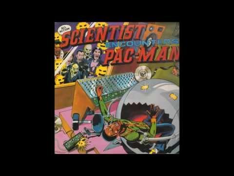 Scientist - Scientist Encounters Pac-Man