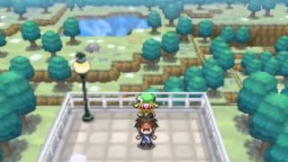 Pokemon Black/White 2 Walkthrough Part 1: Choose A Starter!
