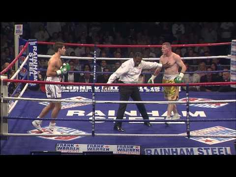 Frank Buglioni moves 6-0 with TKO win over Joe Rea