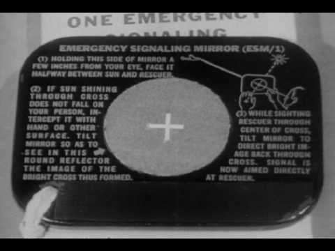 The Signaling Mirror: WWII US Government Training Film