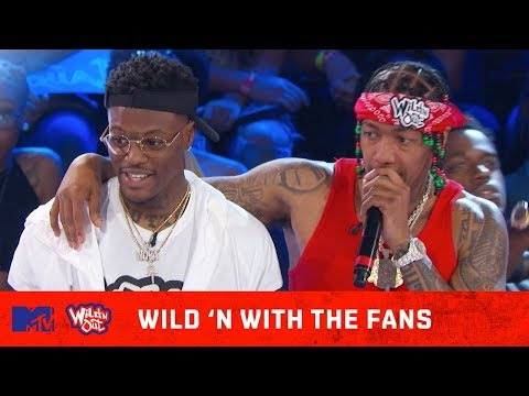 Wild 'N Out Fans Get Called Out to Perform for Nick Cannon 🙌 | Wild N Out | MTV