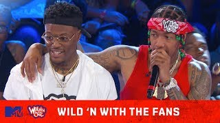 Wild 'N Out Fans Get Called Out to Perform for Nick Cannon 🙌 | Wild 'N Out | MTV