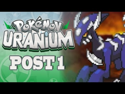 Pokemon Uranium Post Game Part 1 ACTAN! ( Pokemon Fan Game ) Walkthrough Gameplay