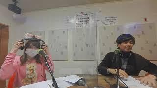 毎月第3木曜18:00~19:00生放送 今回はアシスタントに長谷川愛里さん、電話ゲストに滝さゆりさん、沢田正人さんをお迎えしてお送りしました! 次回の放送は、4月15日。