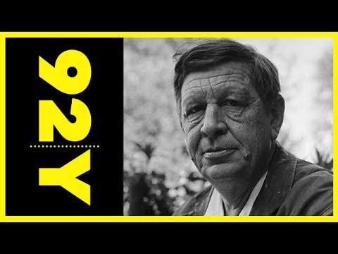 "75 at 75: W. H. Auden:  ""Bucolics"" and ""Horae Cononicae"""