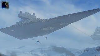 Star Wars Battlefront 2 - Galactic Assault Gameplay