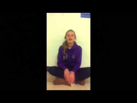 Rachel's Challenge Catoctin High School