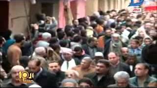 العاشرة مساء| زغاريد في جنازة الشهيد أحمد الرفاعي