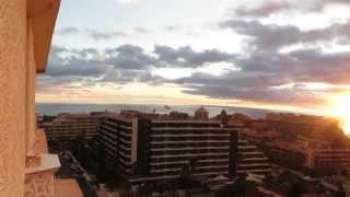 Тенерифе ( Tenerife), Испания 2015, вид с крыши отеля(В последний день нашего отдыха на острове Тенерифе мы поднялись на крышу отеля. Это непередаваемые ощущени..., 2015-11-28T20:05:30.000Z)