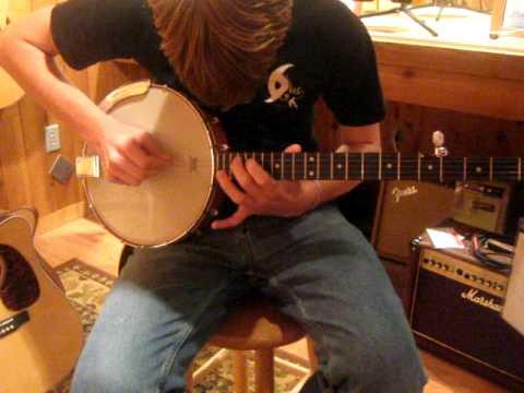 happy birthday on Banjo!