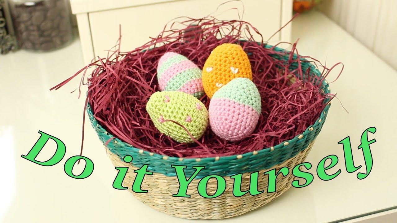 Osterei Häkel Anleitung Vorbereitungen Für Ostern Do It Yourself