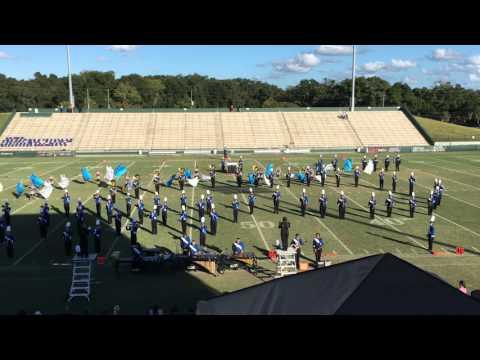Deltona High School Blue Brigade MPA 2015