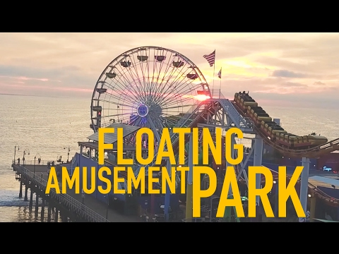 Cinematic Montage | Santa Monica California