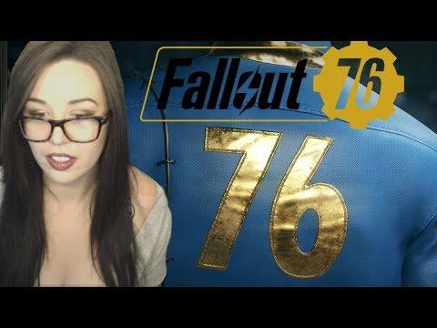 Fallout 76 Trailer Reaction & Analysis!