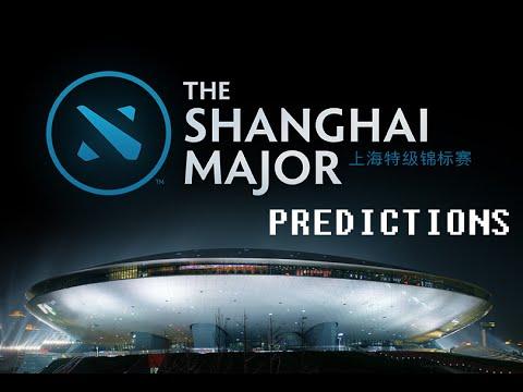 Icarus' In-Depth Dota 2 Shanghai Major Predictions