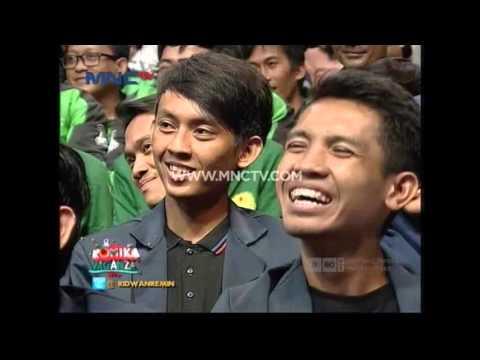 """Ridwan Remin """"Orang Kaya vs Orang Miskin Kalo Lagi Sakit"""" - Komika Vaganza (8/12)"""