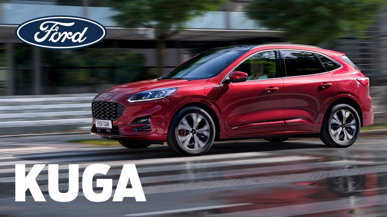 Ford Kuga Gallery Ford Uk