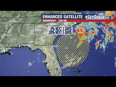 Tropical weather forecast: July 21, 2021