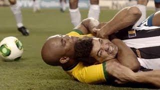 Anderson Silva - Sonho em jogar na seleção Brasileira