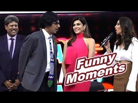 Sunil Grover having fun with Shibani Dandekar & Pia Trivedi | IPL thumbnail